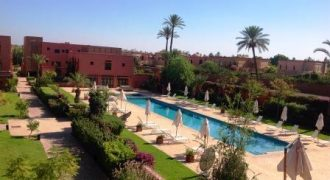 Marrakech Amelkis appartement à vendre meublé