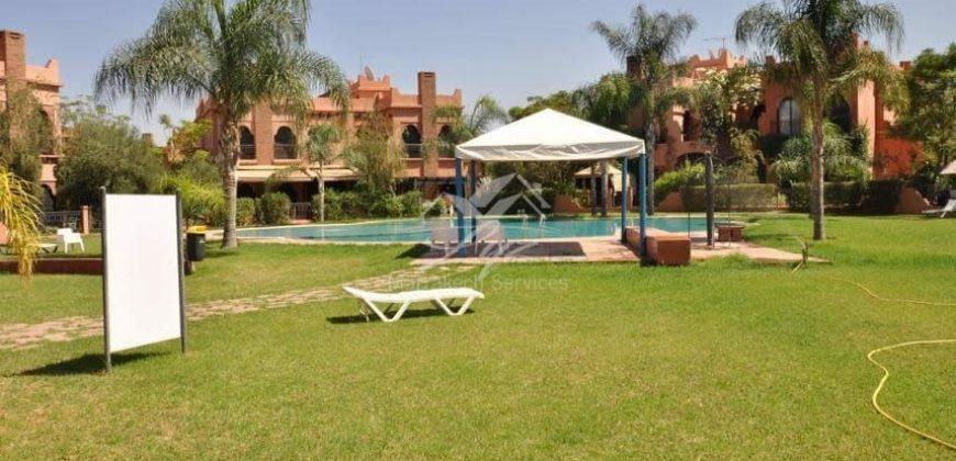 Marrakech route de Fès maison à louer