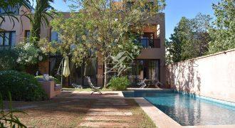 Marrakech Maaden maison villa à louer