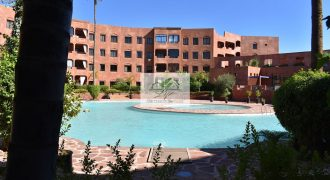 Marrakech palmeraie appartement meublé à vendre