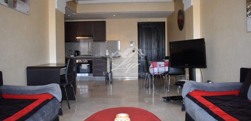 Appartement à vendre meublé