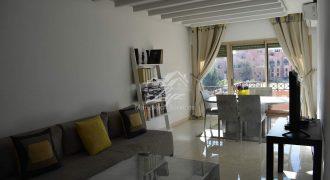 Marrakech Hivernage appartement à louer longue durée