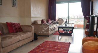 Marrakech-Route de Casablanca, appartement à vendre