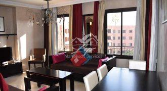 Marrakech Palmeraie appartement à louer meublé