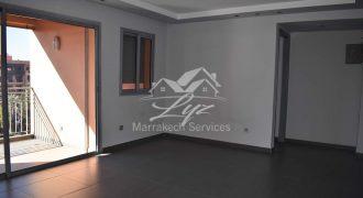 Marrakech Guéliz Appartement vide à vendre