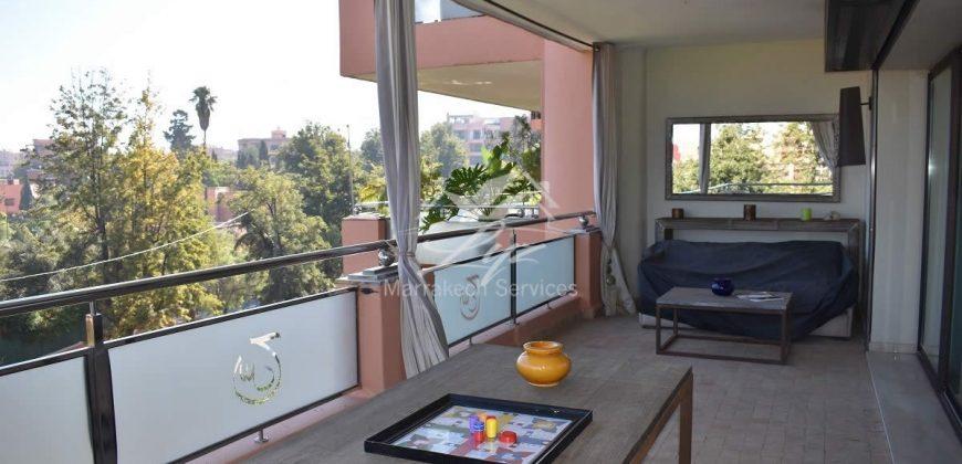 EXCLUSIVITÉ Hivernage Appartement de haut standing à louer