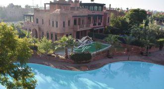 Marrakech Palmeraie, villa à louer meublée