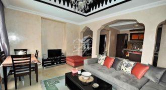 Marrakech-Palmeraie, bel appartement à louer longue durée