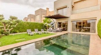 Marrakech Route d'Amezmiz Villa à vendre meublée