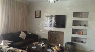 Marrakech Amelkis appartement meublé à louer