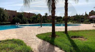 Marrakech Route de Fès duplex en location longue durée