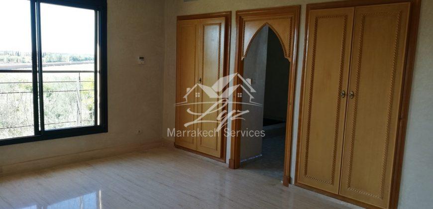 Marrakech Route de Ouarzazate maison à louer