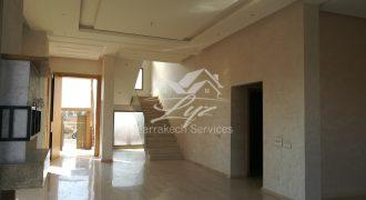 Marrakech villa de luxe à louer vide