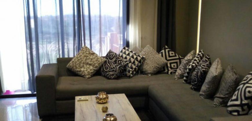 Marrakech Guéliz appartement F1 à louer en longue durée