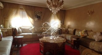 Marrakech-Guéliz bel appartement à vendre