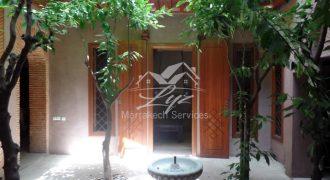 Marrakech Médina Riad-Spa à vendre