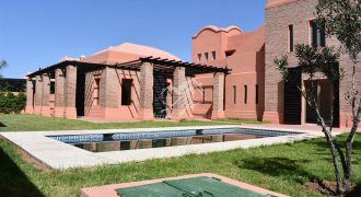 Amelkis villa neuve à louer longue durée