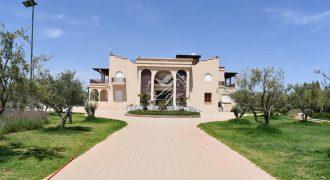 Marrakech Villa de luxe à vendre meublée