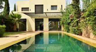 Marrakech Maaden Villa à louer en longue durée