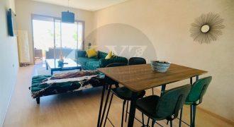 Marrakech Prestigia-Agréable appartement à louer en longue durée