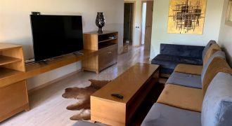 Appartement en location à Agdal. 3 pièces vue piscine