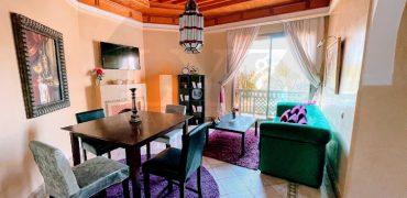 Ennakhil Palmeraie, Apartment for sale furnished