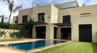 Marrakech Maaden Villa vide à louer en longue durée
