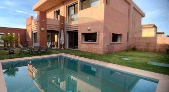 Marrakech Route de l'Ourika Villa à louer en longue durée