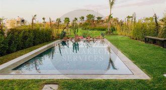Route d'Amizmiz Villa NEUVE A vendre meublée