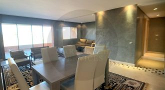 Location d'un appartement meublé à Agdal. 3 chambres agréables.