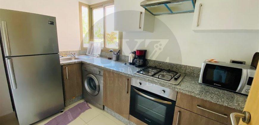 Location d'un appartement rez de jardin Meublé