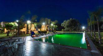 Marrakech Route de Fes Villa à la vente