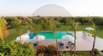 Marrakech Route de Fes Villa à la location