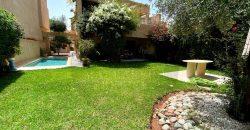Agdal Villa avec piscine à vendre