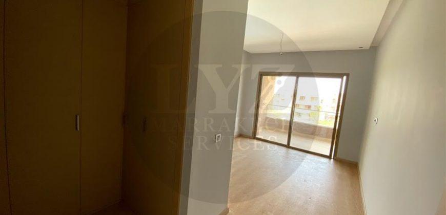 Marrakech Agdal Appartement vide neuf à louer