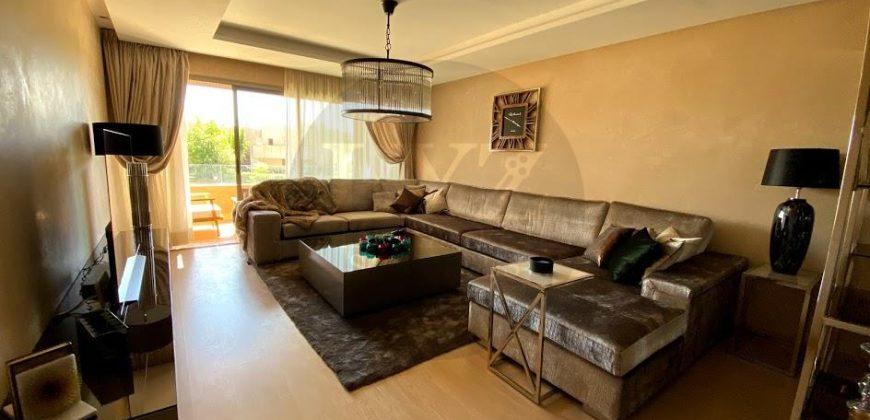 Appartement neuf à louer meublé à Agdal