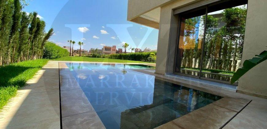 Magnifique villa à louer à Route Amizmiz