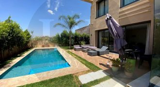 Marrakech Route de l'Ourika maison neuve à la vente