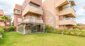 Appartement en location à Agdal vue sur Golf