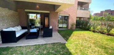 Location d'un appartement à Agdal 2 chambres