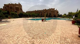 Bel appartement rez de jardin en location à Agdal