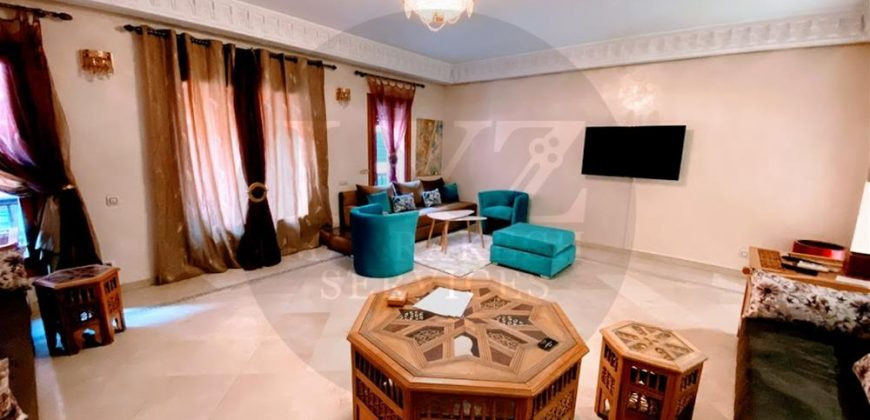 Plaza-Louez cet appartement à Guéliz