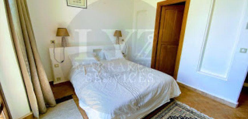 Sumptuous villa for rent at Route Amizmiz