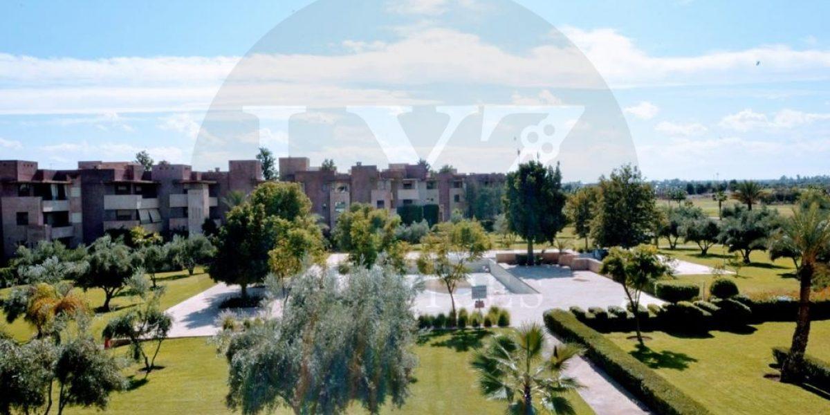 Appartement Rez de jardin neuf à vendre à Golf City Prestigia