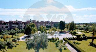 Appartement Rez de jardin neuf à vendre à Golf City Prestigia Marrakech