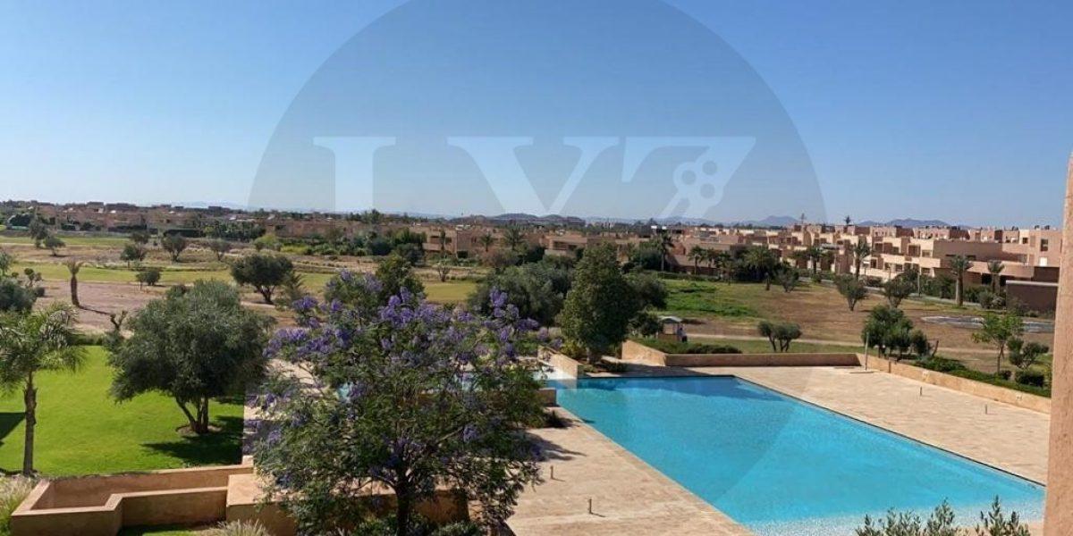 Bel appartement à vendre à Marrakech Golf City