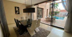 Superbe villa à louer en longue durée à Marrakech