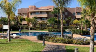 Appartement à vendre 3 chambres Rez de jardin Prestgia Golf-City