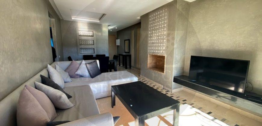 Appartement plein sud meublé à louer à Prestigia