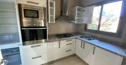 Furnished south-facing apartment for rent in Prestigia